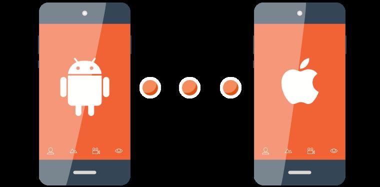 Портирование iOS и Android – когда 2 ОС лучше одной?